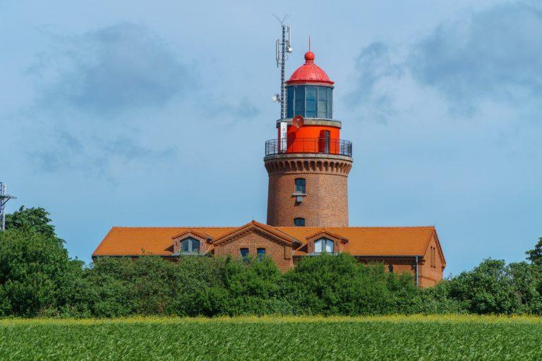 Leuchtturm Buk bei Kühlungsborn