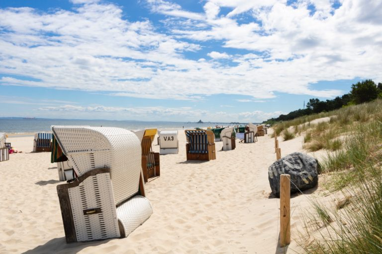 Strandurlaub Kühlungsborn